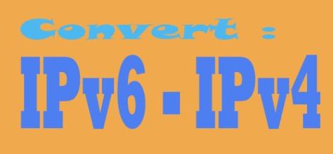convert-ipv6-ipv4