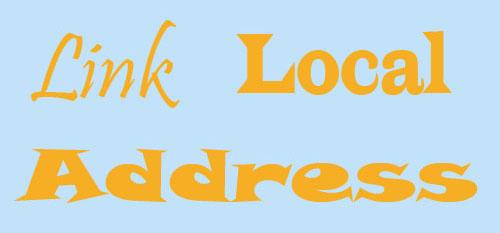 Link Local Address