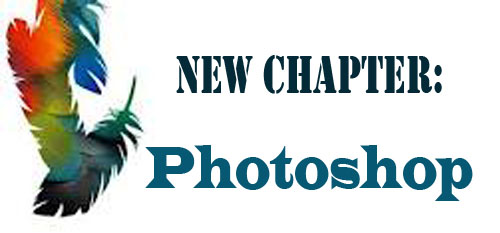 New Chapter: Photoshop